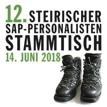 12. Steirischer SAP-Personalisten Stammtisch